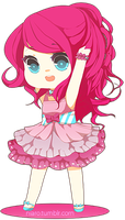 MLP- Pinkie Pie by niaro