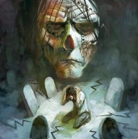 Frankenstein's Lament by hungerartist