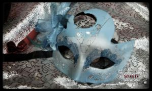 Classical Masquerade III by MissArtistsoul