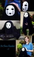 No Face Plush by grimmhooke