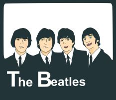 The Beatles by Crizaros