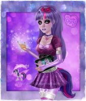 Twilight Sparkle - MLP by kharis-art