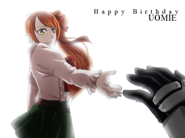 Happy B-Day Uomie by fmabigfan