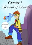 Chapter 1: The Adventure of Equestia by Paladin0