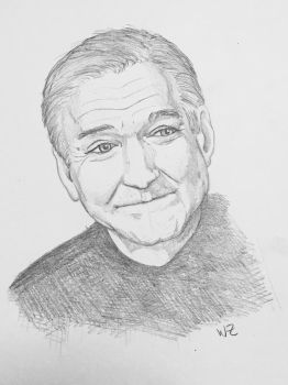 Another Portrait Practice Drawing by eewill