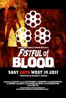 Fistful of Blood poster comp by LiamSharp