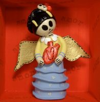 angel de amor by alteredboxes
