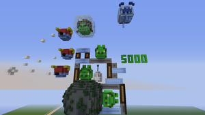 Angry Birds Space build: Pic 3 of 3 by AngryWhiteBird