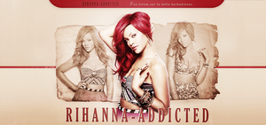 Rihanna Addicted by Linds37