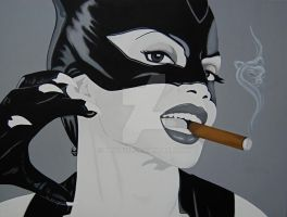 Catwoman by Paul5252