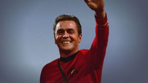James Doohan Scotty IV by Dave-Daring