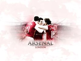FC ARSENAL LONDON by urban-graphix