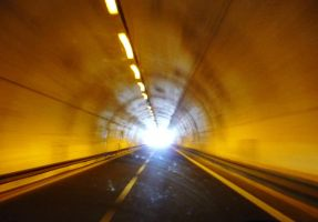 Dentro il Tunnel. by volantchat