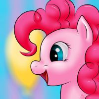 Pinkie Pie by Rayhiros