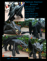 Toothless Quad 80 percent done by Monoyasha