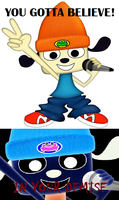 Parappa no by Red-Elsen