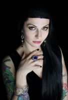 Gothic gypsy by CarrieGrr