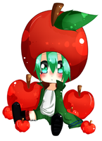 KHR: Apple Fran by Abhie008