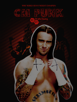 Fan-ART: CM Punk 2 by EfGraphicDesing