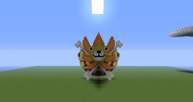 New One Piece Minecraft Project - Part 1 by Kimdrello