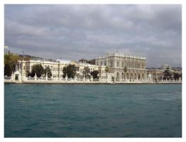 Dolmabahce Palace by SeiMissTake