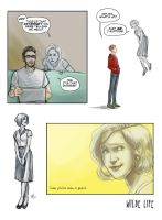 Wilde Life - Sylvia Sketches by Lepas
