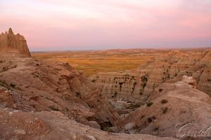 The Badlands Beckon by ThisWomanWanders
