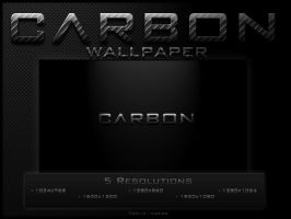 +MOD+  Carbon wallpaper by VicK88