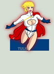 DSC Powergirl by TULIO19mx