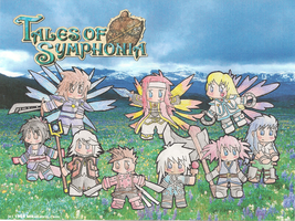 Chibi Tales of Symphonians by Dan-ja-man