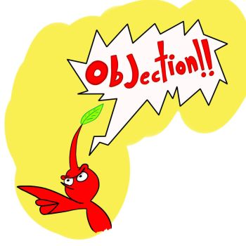 Objection Pikmin by Rexart35
