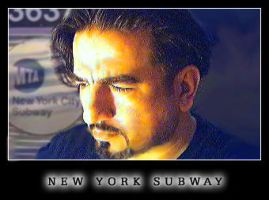 New York Subway by levite