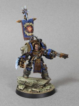 Astral Claw terminator by MasterFlagg