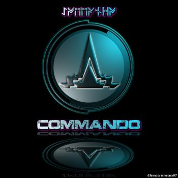 Too Human Character Logo - Commando by theaxeman87