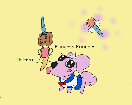 Princess Princely by Chaos-force