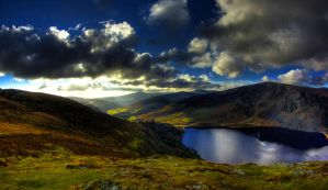 Wicklow Mountains by DasHammett