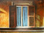 (window) Oil Painting by Boias