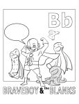 Braveboy and the Blanks by DBed