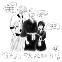 GrimmIchiRuki: 20K HITS by Naru-Nisa