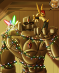 LS-CM, Tis the season for Self-Powered decorations by Toughset