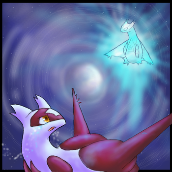 Memories of Latios by Gfaerie