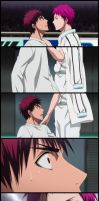 Akashi so horrible! by ng9