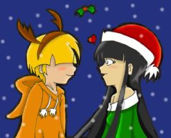 KND - Merry Christams by Ajir