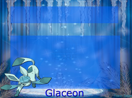 Glaceon Journal Skin by Toxic-Talon
