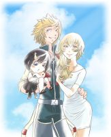 KH - Lost Family by ZOE-Productions