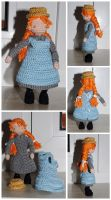The Crocheted: Anne of Green Gables by janey-in-a-bottle