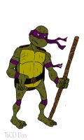 TMNT Don by DerrickEwing