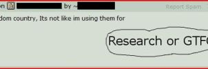 Research or GTFO by cat-tom-boy