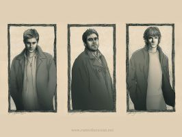 The Winchesters - 1024x768 by jackieocean