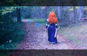 Merida Cosplay24 by hiddenwriterspirit
